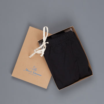 Merz B Schwanen Sweatpants 359 Deep Black