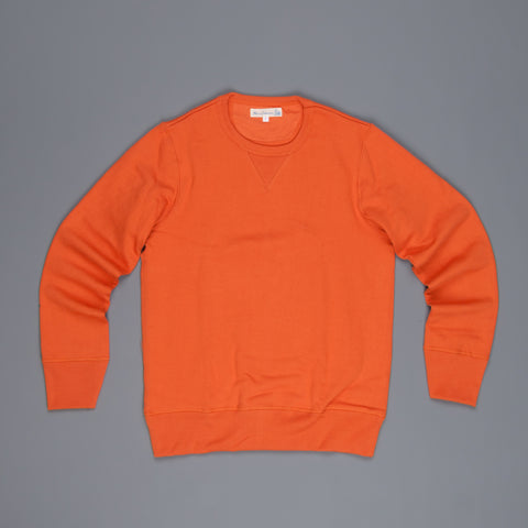 Merz B Schwanen 3s48 Strong fleece sweater Rust