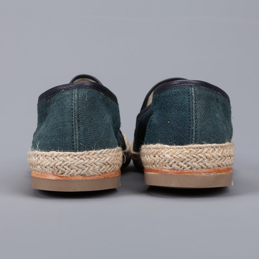 N.D.C. Made by hand pablo Lino Lavado Dyed Navy