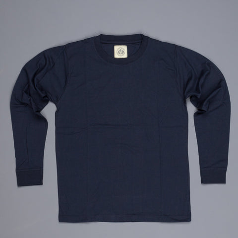 Northsea Clothing Marine crewneck long sleeve Navy