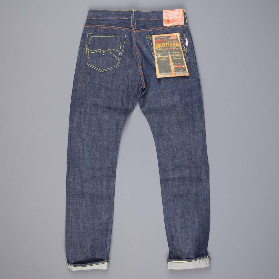 Studio d'Artisan SD-D07 Raw Slim Tapered Jeans