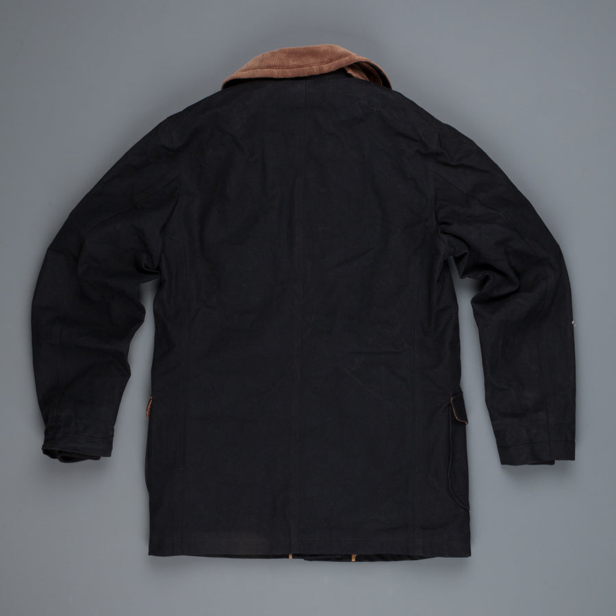 New in! Orgueil style 4030b Fireman jacket black