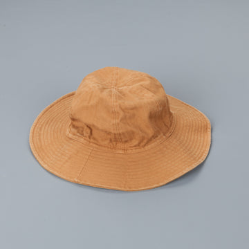 Orgueil or 7035 Fatigue hat brown