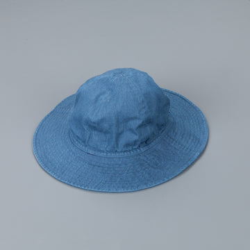 Orgueil or 7035 Fatigue hat denim