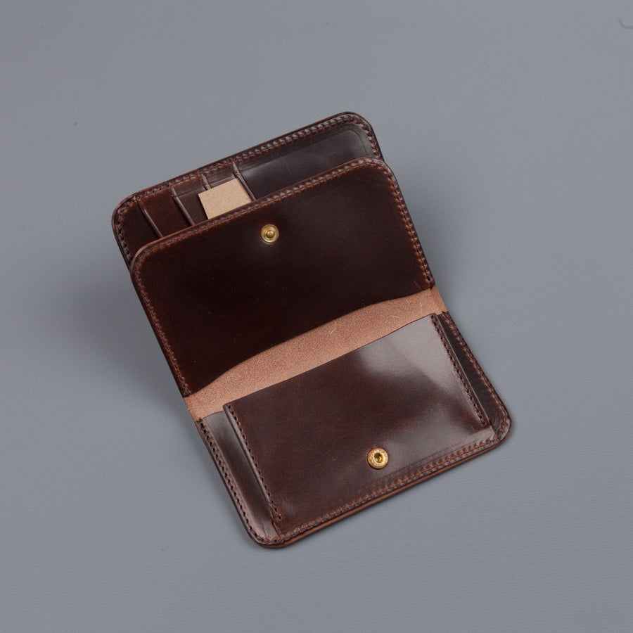 Orgueil Or-7055 Middle Wallet Brown