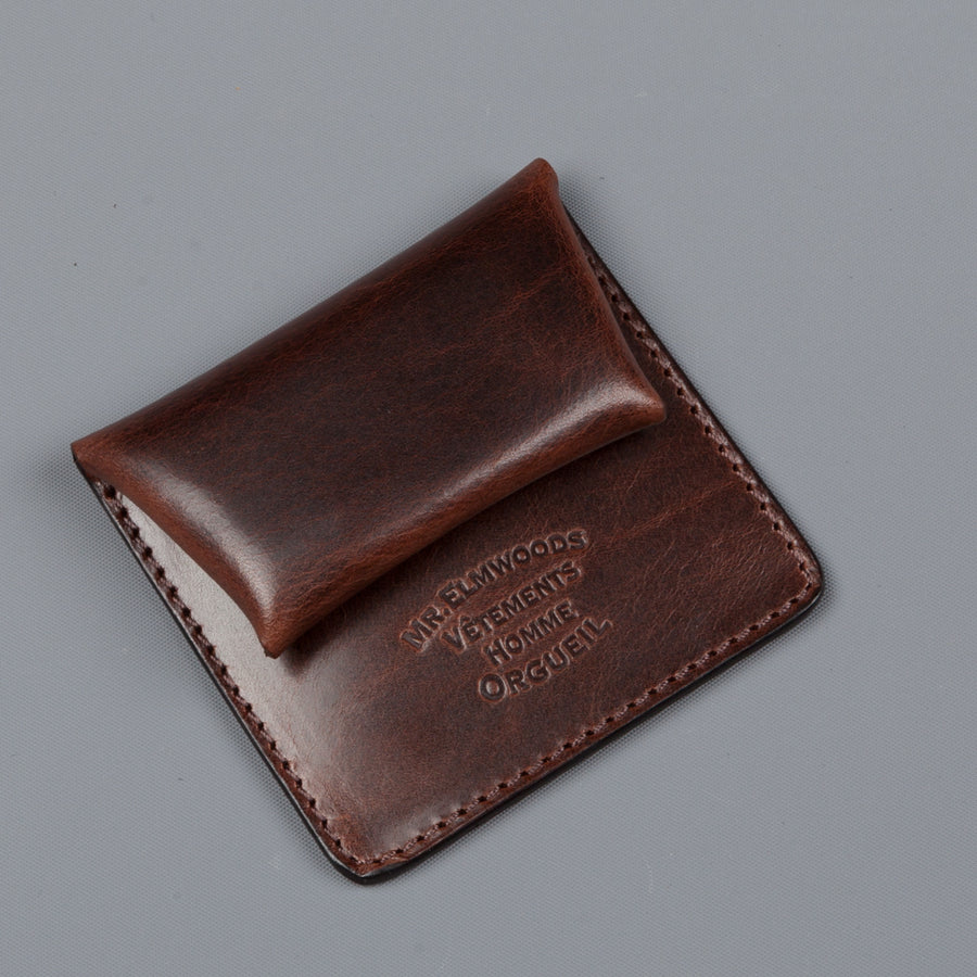 Orgueil Coin case Brown or-7019