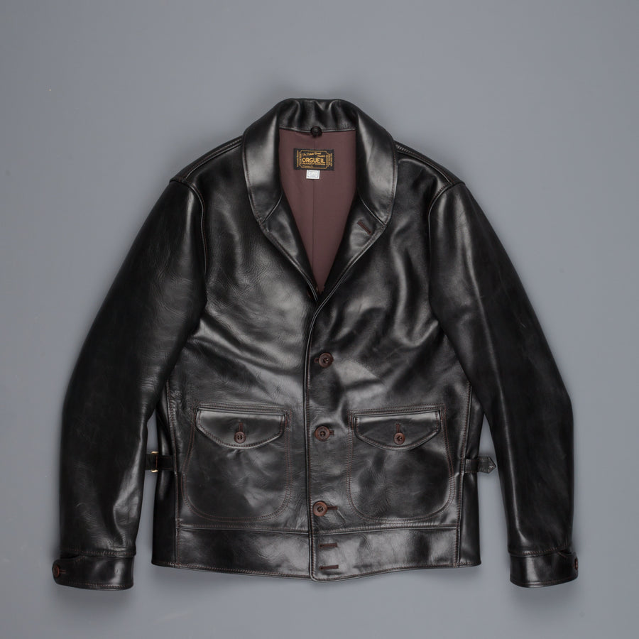 Orgueil Cossack Jacket Black