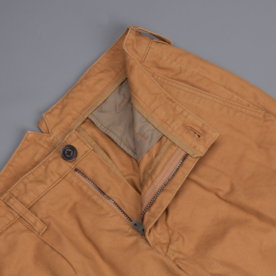 Orgueil Or-1036 German trousers camel