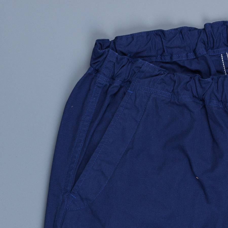 Orslow FB Exclusive Heavy Poplin Easy Shorts French Blue