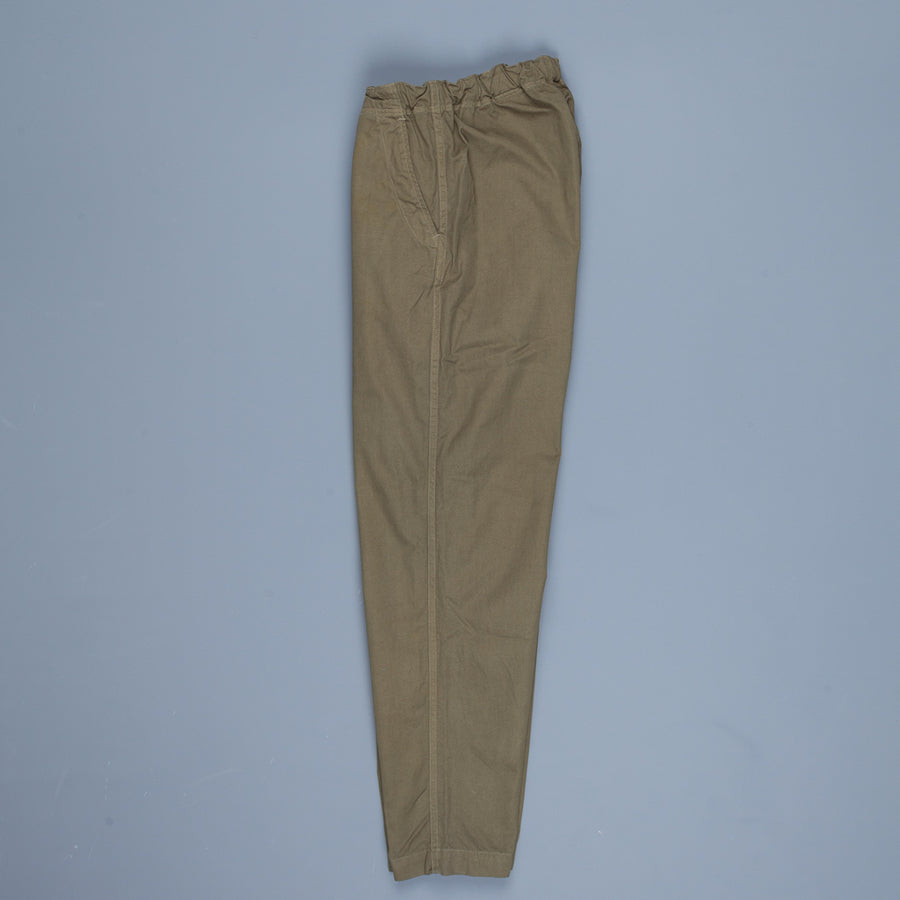 Orslow FB Exclusive Heavy Poplin Easy Pants Army