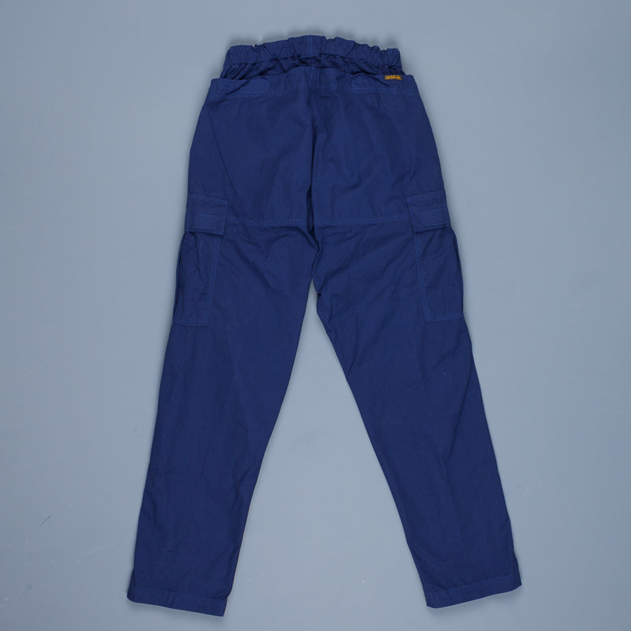 Orslow FB Exclusive Easy Cargo Pants French Blue