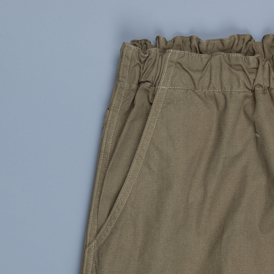 Orslow FB Exclusive Easy Cargo Pants Army