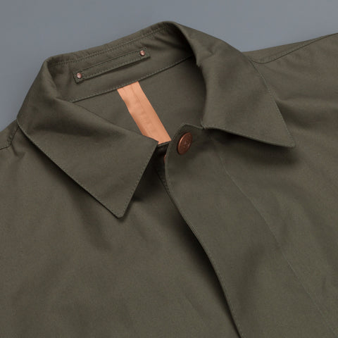 Private White Ventile New Mac Olive