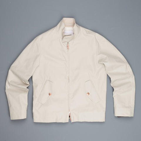 Private White New Harrington jacket Stone