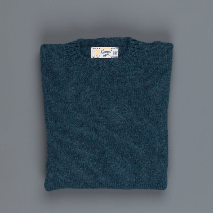 Laurence J. Smith  Super soft Seamless Crew Neck Pullover Storm