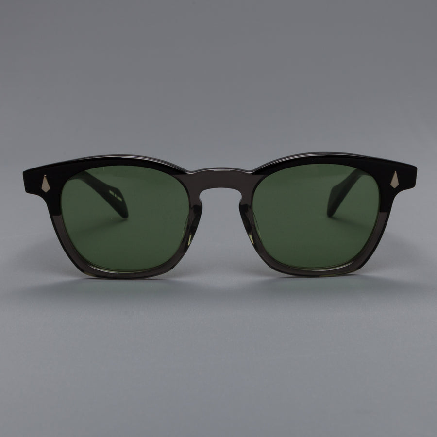 The Real McCoy's Wellington Black Sunglasses