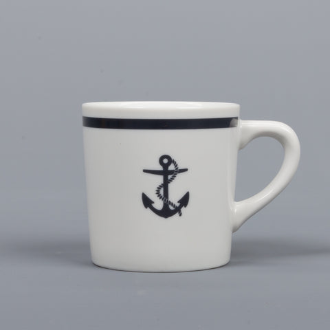 The Real McCoy's US Navy Anchor Mug