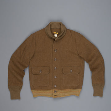 The Real McCoy's CCC Jacket Olive Green
