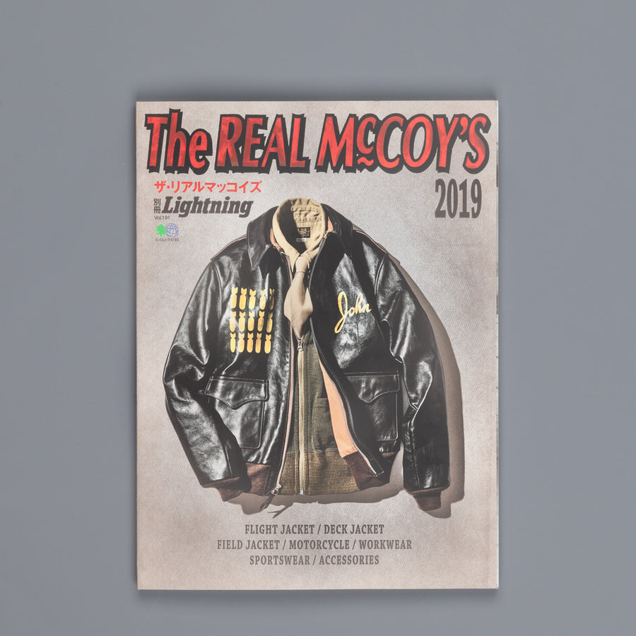 The Real McCoy's Yearbook 2019