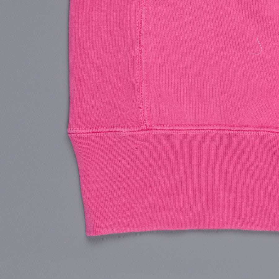 Remi Relief Special Finish Fleece Sweater Pink