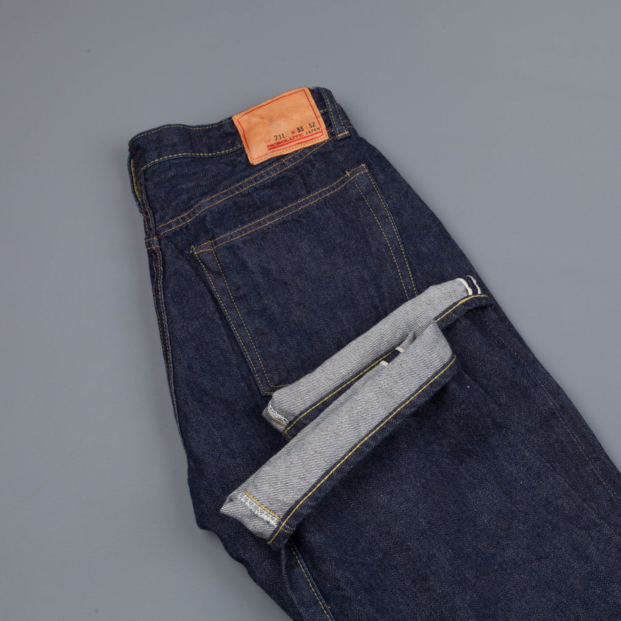 Resolute 711 jeans rinsed
