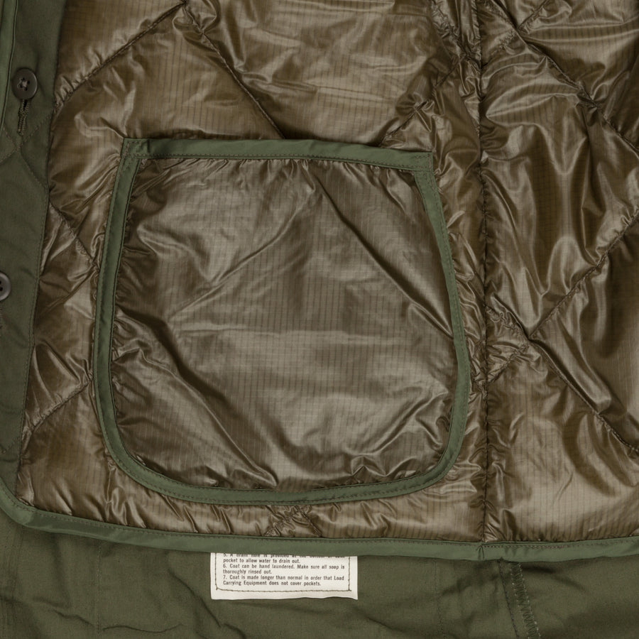 Rocky Mountain Featherbed Grand Teton Jungle Fatigue with down liner