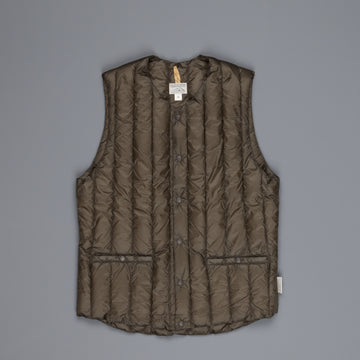Rocky Mountain Featherbed Six Month Vest Olive