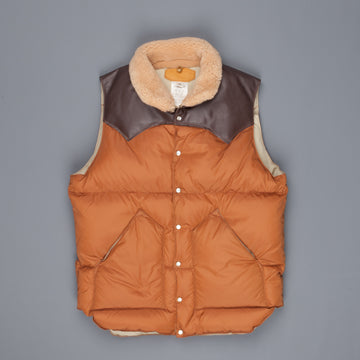 Rocky Mountain Featherbed Christy vest brown
