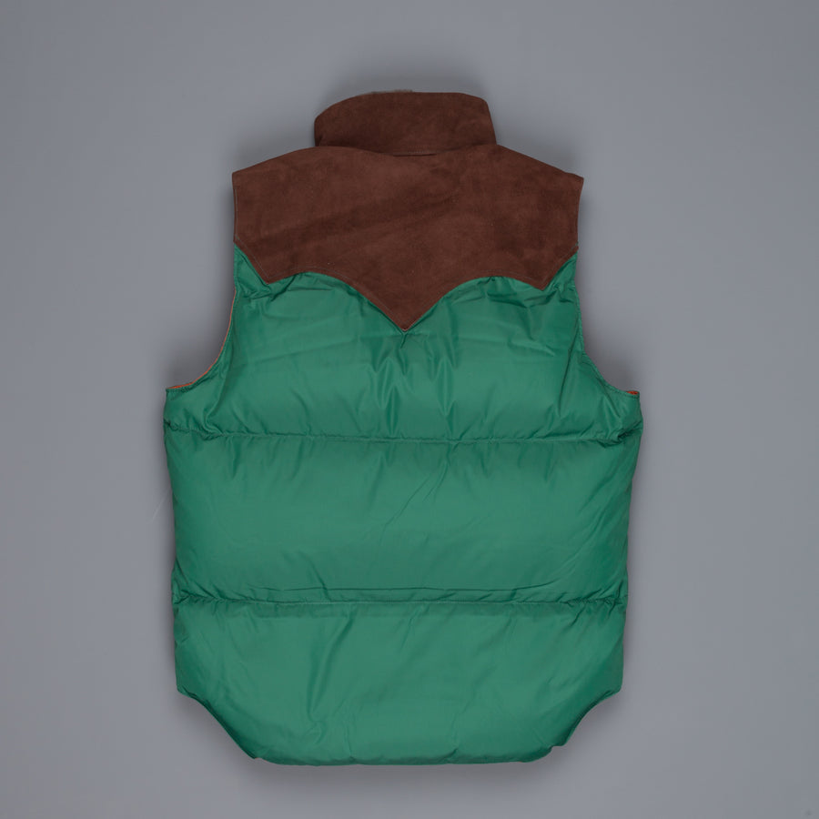 Rocky Mountain Featherbed Christy vest Green Frans Boone Store Exclusive