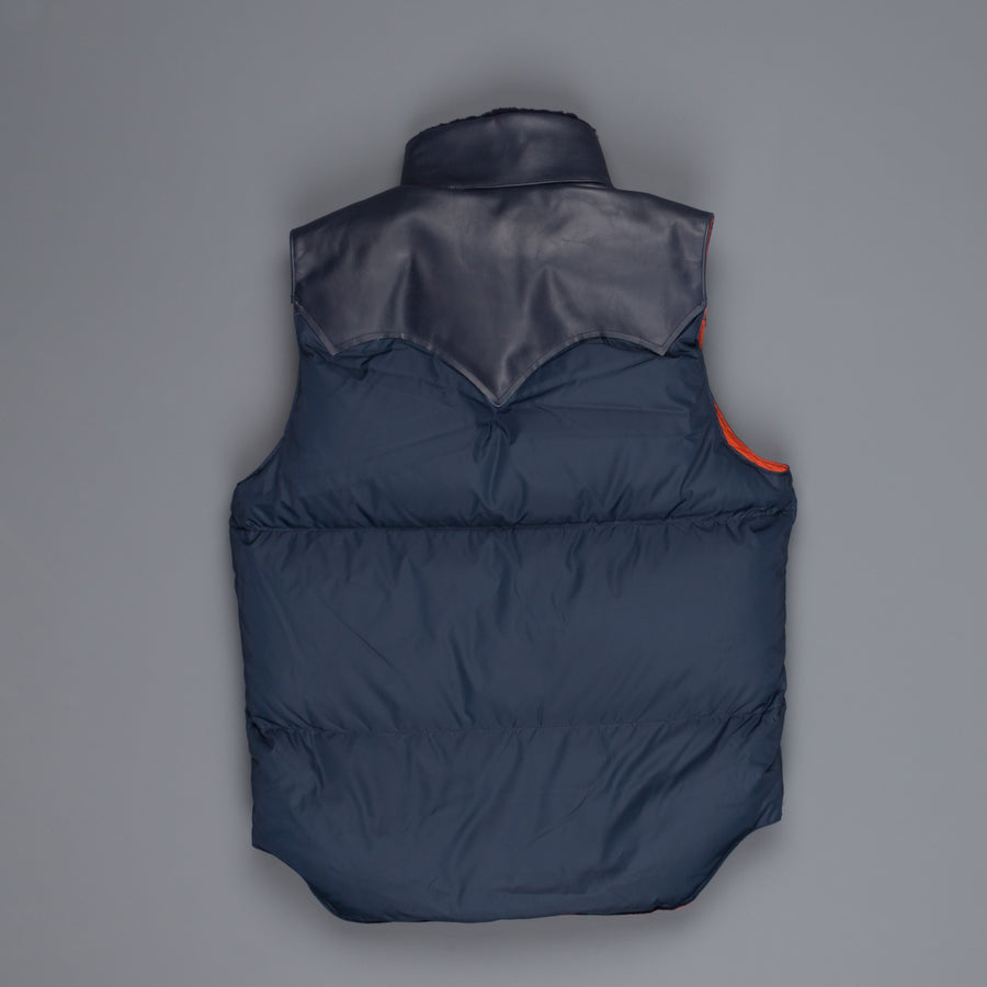 Rocky Mountain Featherbed Christy vest Navy Frans Boone Store Exclusive