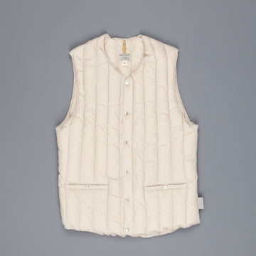 Rocky Mountain Featherbed Six Month Vest Light Beige