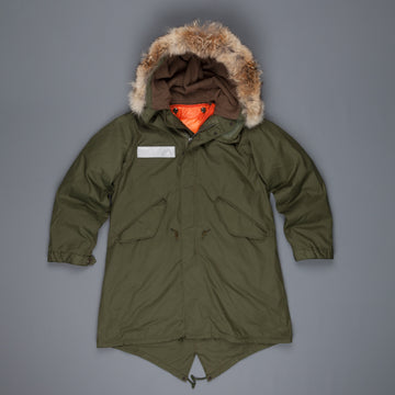 Rocky Mountain Grand Teton GT Fishtail Parka Complete
