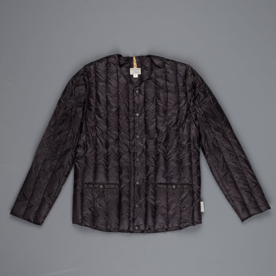 Rocky Mountain Featherbed Six Month Cardigan Black
