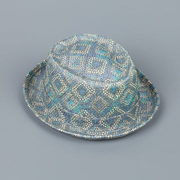 Stetson Sun guard  little hat streetart print