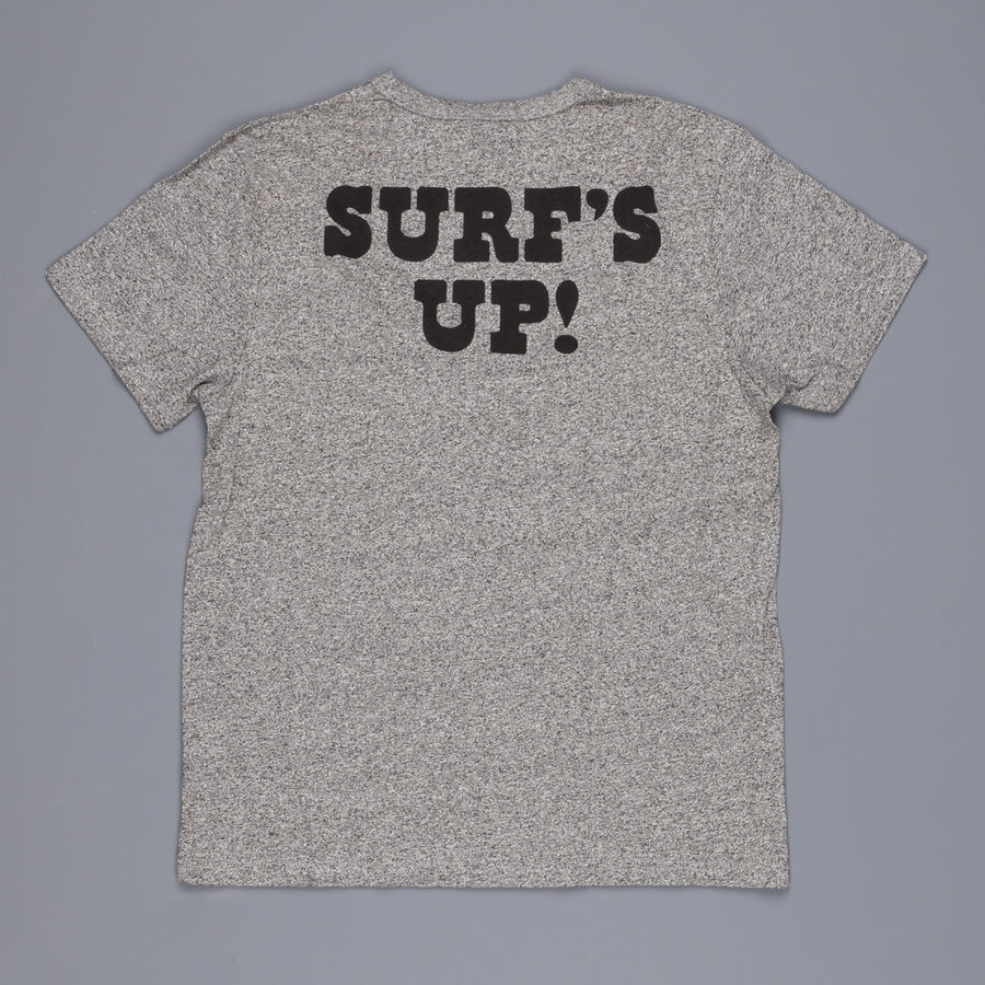 TSPTR Surf's Up Snoopy Tee Grey