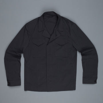 Ten C  Field shirt lightweight Navy