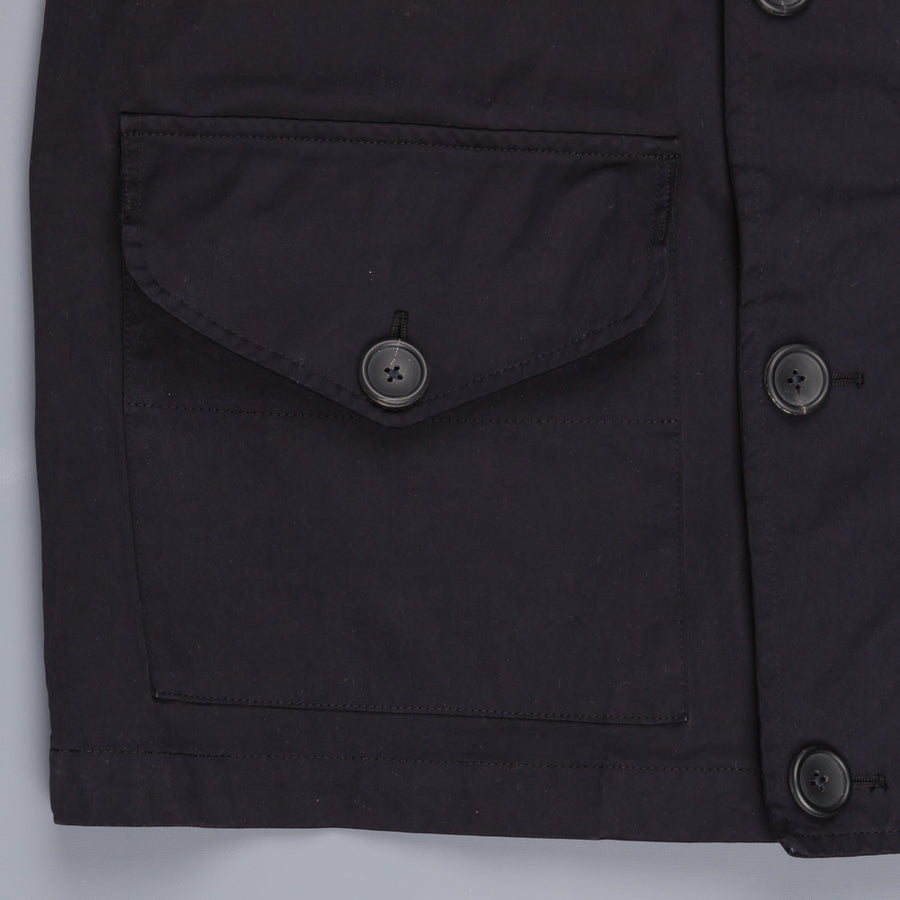 Ten C Navy jacket Blu