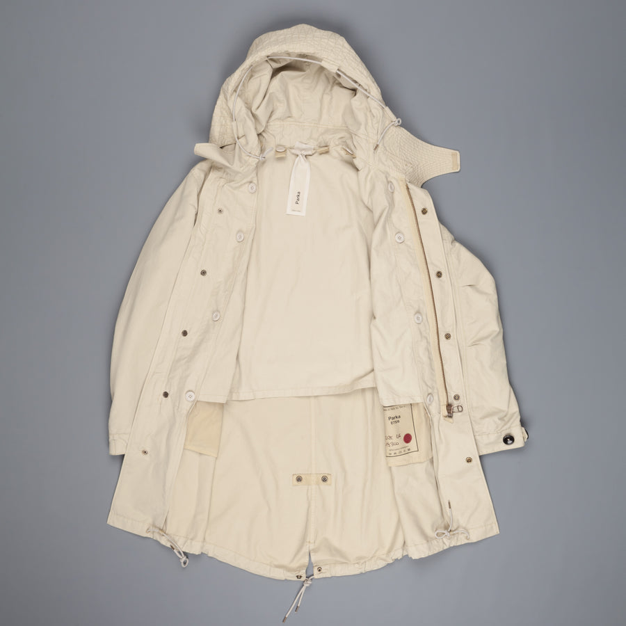 Ten C Parka E75/6 Battle Drill Beige