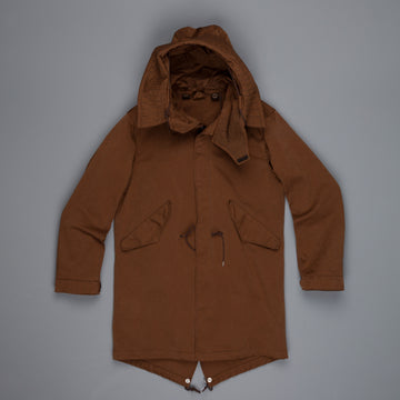 Ten C Parka Café Ginseng (brown)