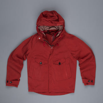 Ten C Tempest Anorak Red