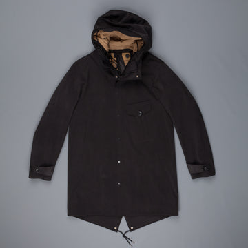 Ten C Cyclone Parka black