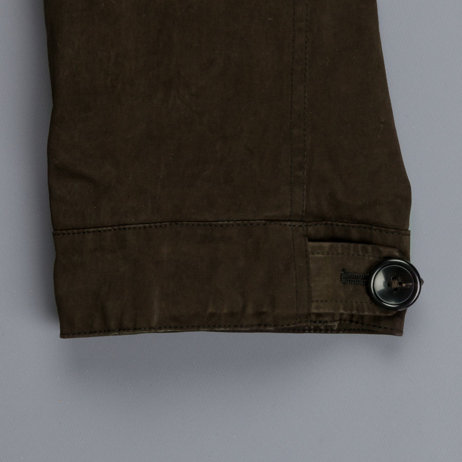 Ten C Parka Verde Foresta