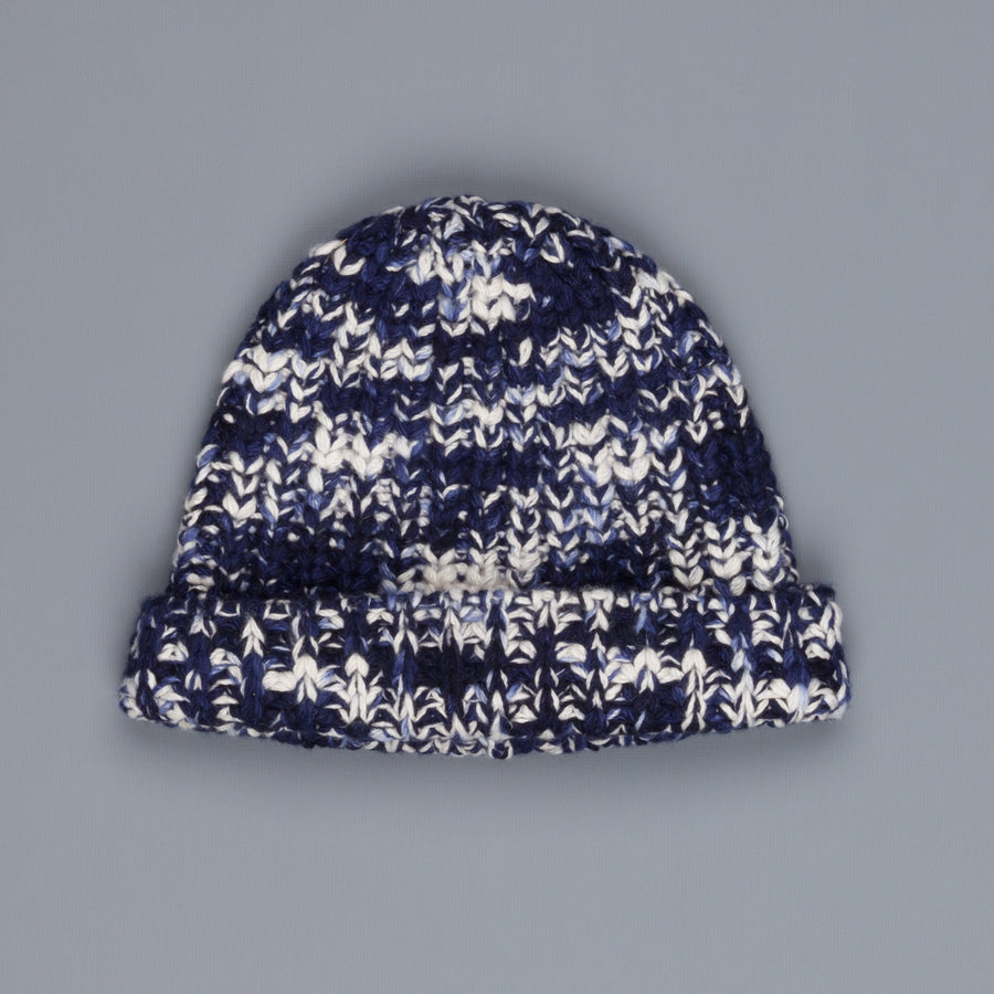 The Elder statesman 100% Cashmere, Murphy Cap G. BLUES
