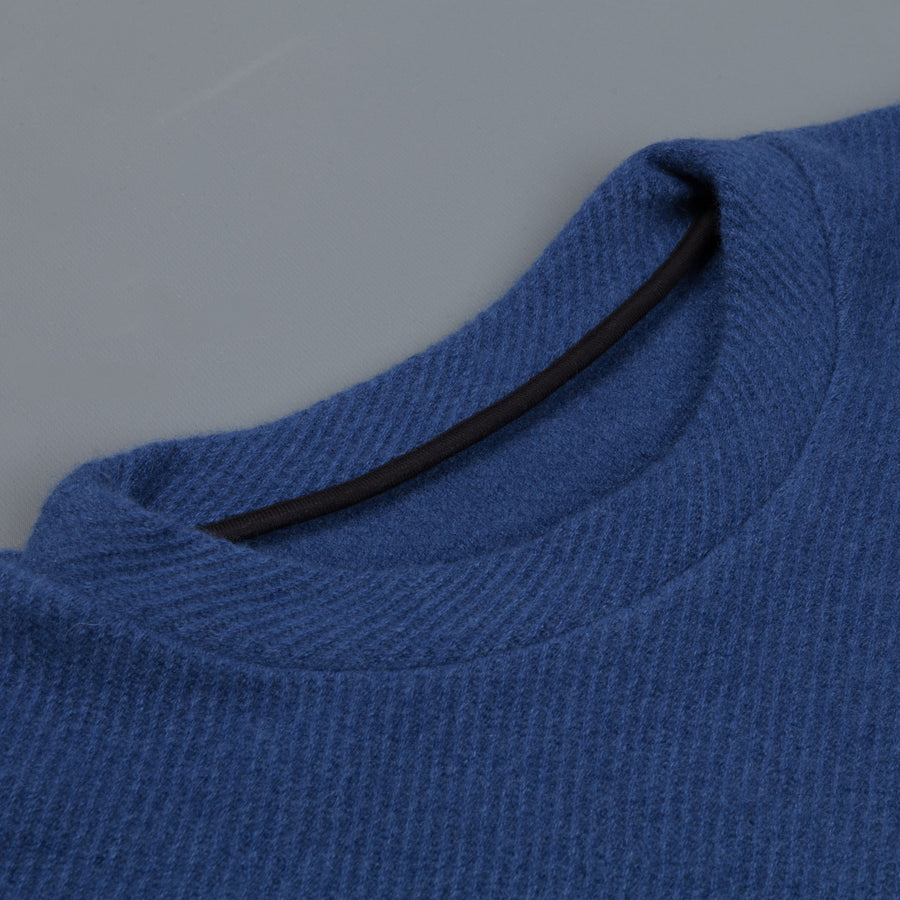 The Elder Statesman Herring Crew New Blue