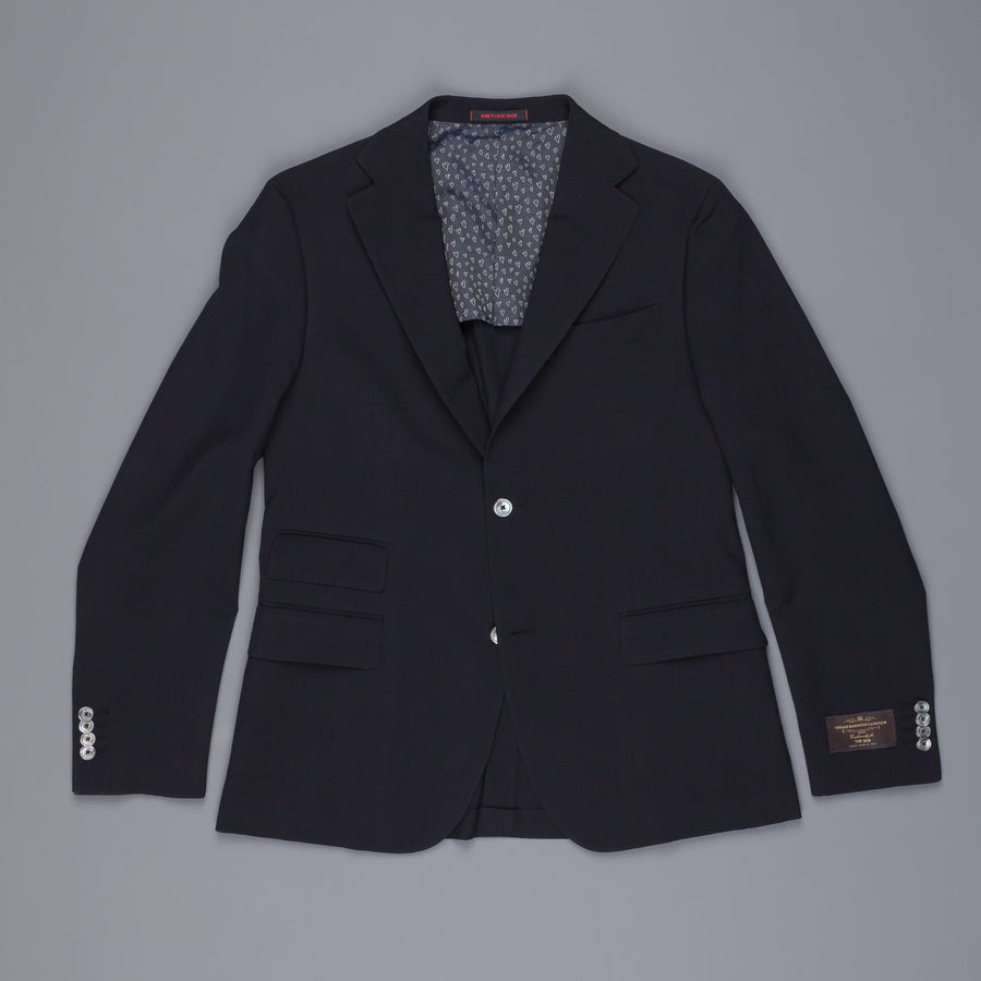 The Gigi Klimt Suit Pattern Navy