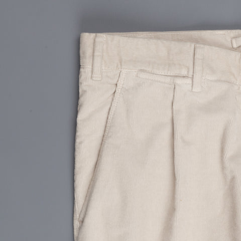 The Gigi Santiago pants Finecord Naturale