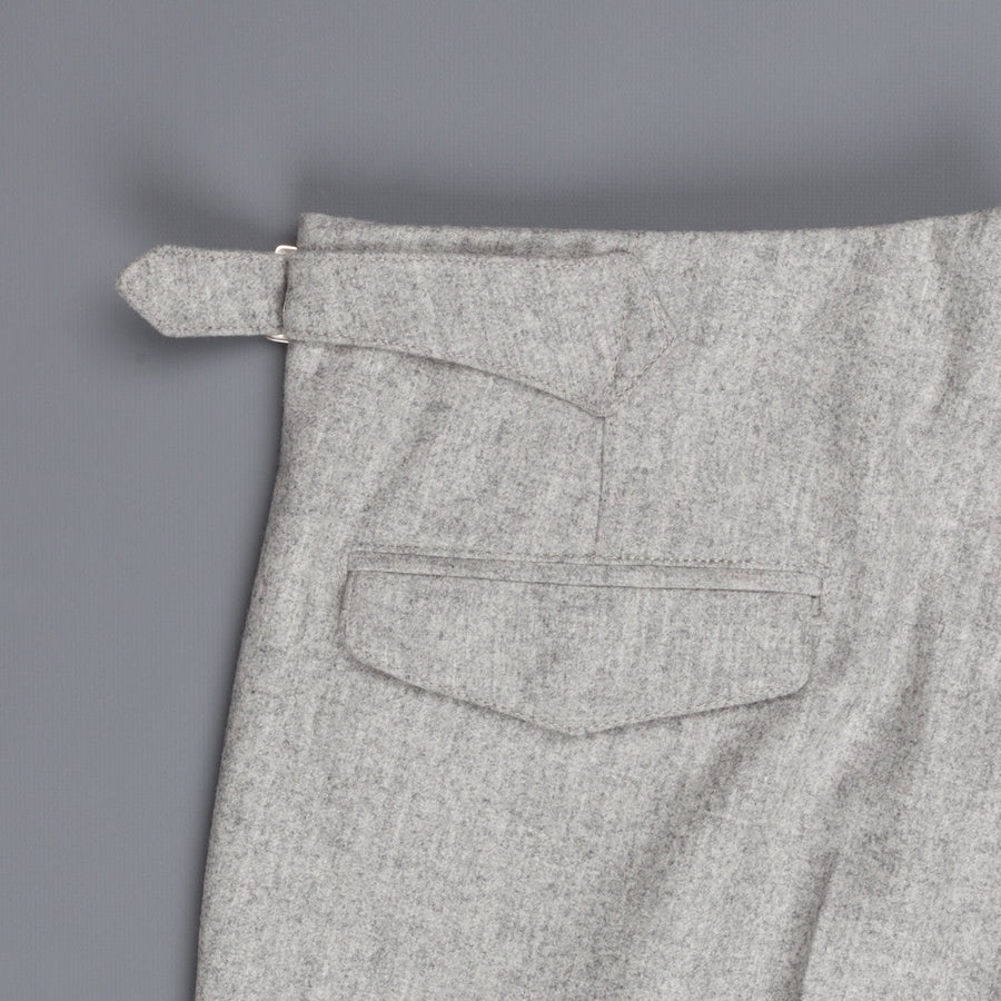 The Gigi Ciak pants grey flannel