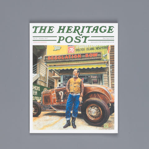 The Heritage Post Nr 23 2017