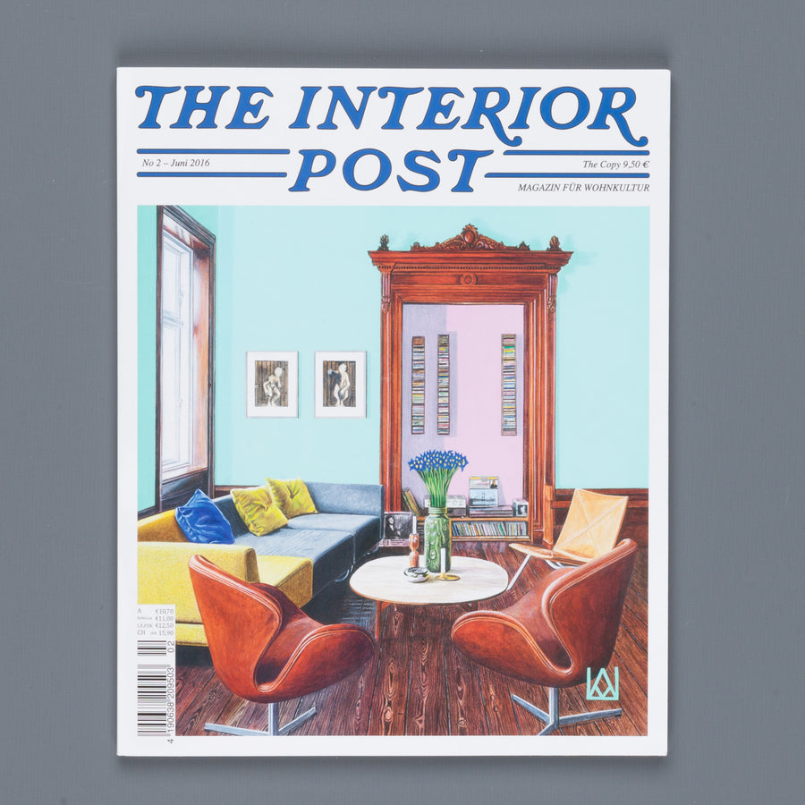 The Interior Post Nr 2 German Edition 2016