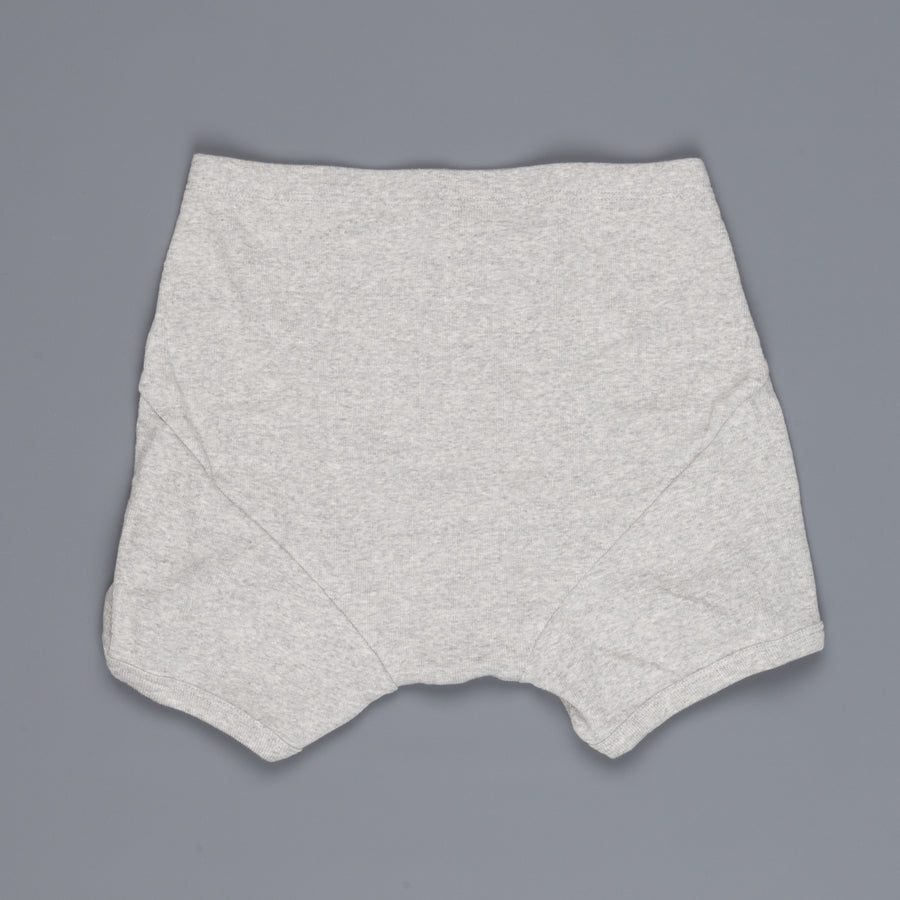The Real McCoy's Joe McCoy Athletic Underwear Long Grey